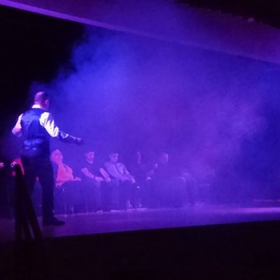Spectacle d'hypnose au profit de l'association Douce'Heure